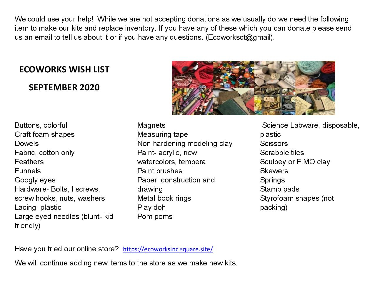 email wish list for MATERIAL DONATIONS not table-page-001